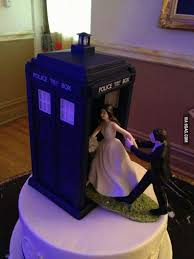 dr who cake topper tardis wedding cake topper doulacindy doulacindy