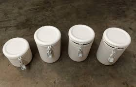 kitchen canisters wake and whimsy