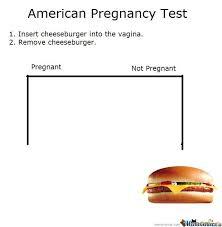 Pregnancy Test Meme - american pregnancy test by serkan meme center