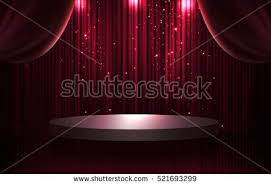 Black Curtain Curtain Stock Images Royalty Free Images U0026 Vectors Shutterstock