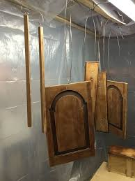 spray painting kitchen cabinets sydney how to easily build a diy paint spray booth town home