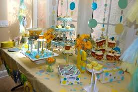 Boy Themed Baby Showers Baby Showers Ideas
