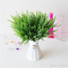 Urban Garden Phoenix - phoenix grass plastic artificial plant 7 branch 30cm length home