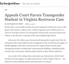 texas to file suit against obama over trans bathroom policy