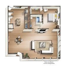 apartments in downtown detroit orleans landing floor plans