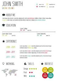 how to make a resume template 7 design tips to make your resume stand out onthehub
