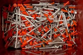 Exploding demand for clean needles pushes alaska 39 s biggest syringe