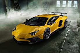 who made the lamborghini aventador somehow made the lamborghini aventador sv meaner more powerful