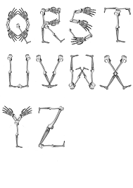 Halloween Letters Printable by Halloween Printable Letters Halloween Worksheet