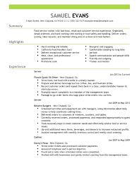 first job resume exles for teens fast food restaurants hiring specimen resume paso evolist co