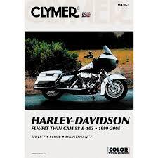 clymer street bike manual harley davidson flh flt twin cam 88