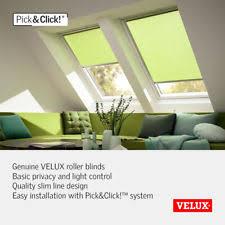 Velux Ggl 4 Blind Velux Roller Blinds Ebay