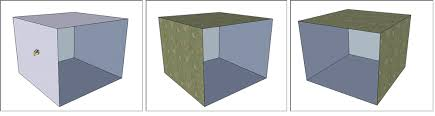 adding colors and textures with materials sketchup knowledge base