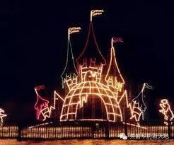 annmarie garden in lights 华府地区 dc md va 在哪里看圣诞灯饰好呢 最全的列表让你不枉此行