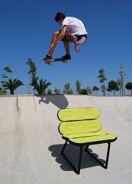 skateboard chairs furniture cool skateboard chair ideas cool furniture ideas with