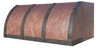 copper range hoods made in usa