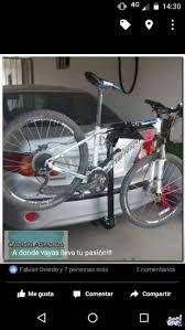 porta mtb auto porta bici para el auto soporte bicicletas