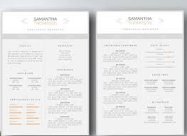 two page resume sample jennywashere com