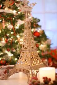 eiffel tower tree topper potterybarn my might given up