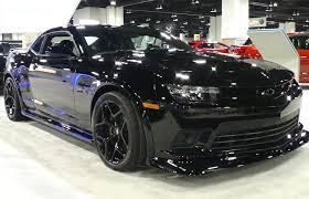 chevy camaro black on black chevrolet chevy camaro black concept at sema gm authority