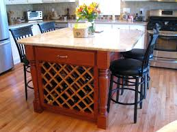 kitchen island with wine storage wine rack kitchen island with wine rack on side kitchen island