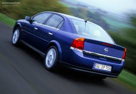 2005 opel vectra sedan partsopen