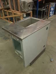 duke gas steam table duke steam table used used food service supplies