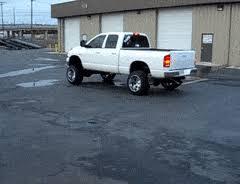 diesel jeep rollin coal powerstroke gifs find make share gfycat gifs