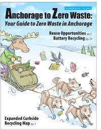Anchorage Map Recycling At Sws
