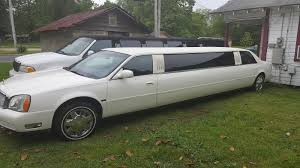 2005 cadillac deville limo limousines for sale pinterest
