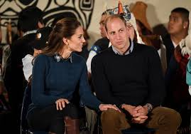 Vanity Fair Canada Prince William And Kate Middleton Fought The Rain On Day 3 In