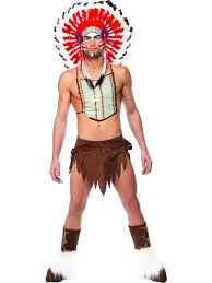 Outlet Halloween Costumes Village Indian Costume 74 95 Fancy Dress