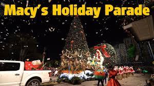 Universal Studios Christmas Ornaments - macy u0027s holiday parade 2016 universal studios florida youtube