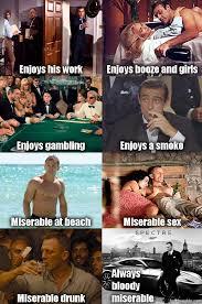 Sean Connery Memes - sean connery s 007 vs daniel craig s 007 rebrn com