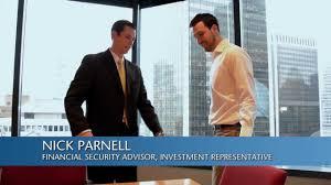 Financial Representative Financial Advisor Nick Parnell Freedom 55 Financial Youtube