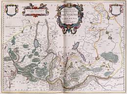 atlas k che atlas maior vol 3 z 1 24 germany part 1 maps 1 45 l brown collection