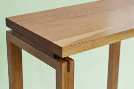 oak sofa tables iain glynn oak sofa table