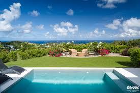 St Barts Island Map by Villa N U0027joy In St Barts Re Max St Barths Villa Rental