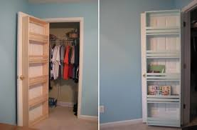 Space Saving Closet Doors Unique Ways To Declutter Your Closet And Make The Most Of Your Space