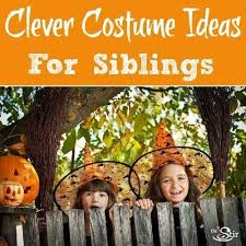 Brother Sister Halloween Costume 26 Fun Halloween Costumes Siblings Wear Cafemom