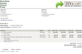 download zen cart invoice template rabitah net