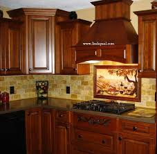 kitchen mural ideas the 25 best traditional tile murals ideas on