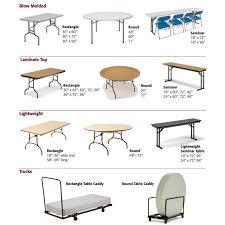18 X 48 Folding Table Folding Tables Churchplaza