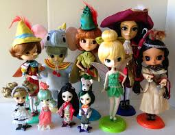 once upon a doll collection my pullip doll collection