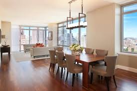 Rectangular Chandelier Dining Room by Dining Room Compact Contemporary Dining Rooms With Unique