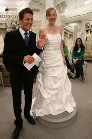 randy wedding dress designer randy fenoli s choices of bridal trends wedding planning