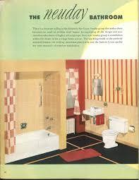 1940s bathroom design 24 pages of vintage bathroom design ideas from crane 1949