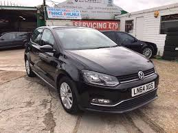 volkswagen polo 2014 1 owner 2014 vw polo se 1 0 bluemotion tech stop start bluetooth
