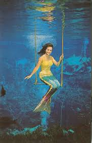 52 best retro weeki wachee mermaids images on pinterest vintage