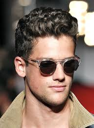 side cut hairstyles for curly men 17 best images about haircut on